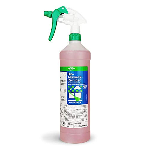 bio-chem Bio Allzweckreiniger Hygienereiniger Allesreiniger Putzmittel Multi Clean Kraft-Reiniger Konzentrat 1000 ml