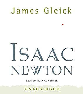 Isaac Newton cover art