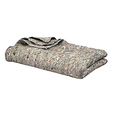 U.S. Military Surplus Wool Blanket, Survival Gear for Disasters & Emergencies, Perfect for Homeless Shelters, Outdoor Camping, Made in USA