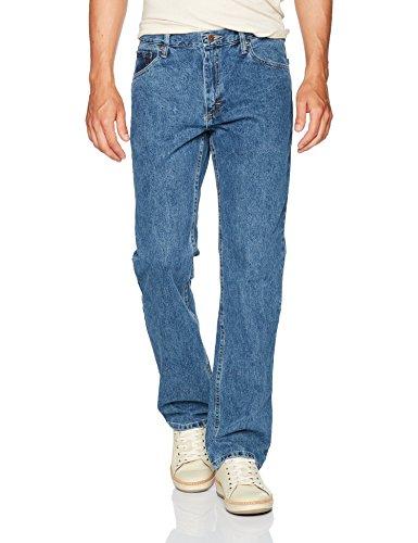 Wrangler Authentics Men's Classic Straight Fit Jean, Pacific Haze, 32W x 29L