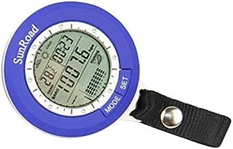 Estaci/ón meteorol/ógica m/óvil con previsi/ón meteorol/ógica Ardentity indicador de humedad y alt/ímetro barom/étrico presi/ón de aire de temperatura