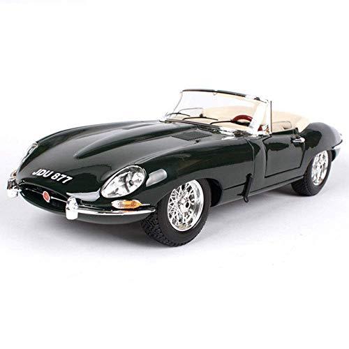 Modelo de Coche 1:18 Jaguar E-Type aleación Coche Modelo segunda mano  Se entrega en toda España