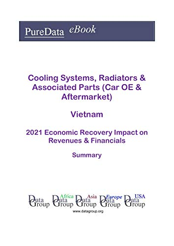 Cooling Systems, Radiators & Associated Parts (Car OE & Aftermarket) Vietnam Summary: 2021 Economic Recovery Impact on Revenues & Financials (English Edition)