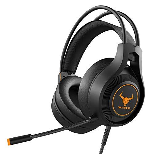 Kikc V3 Gaming Headset,Xbox One Headset,PS4 Headset,3.5mm Stereo...