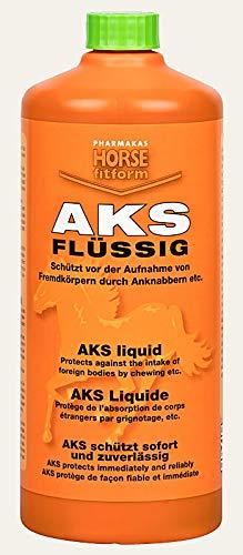 HORSE fitform AKS Antifress flüssig, Universalschutz gegen Anfressen 1L
