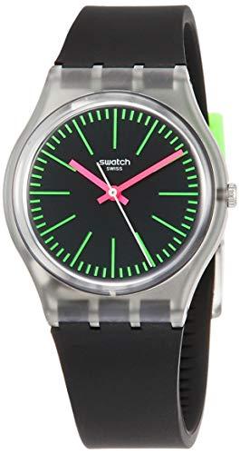 Swatch Unisex-Uhren Analog Quarz One Size Kunststoff 87481891