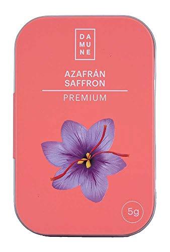 Azafrán Premium en Hebras Coupé/Sargol 5g – Calidad Categoria I Superior