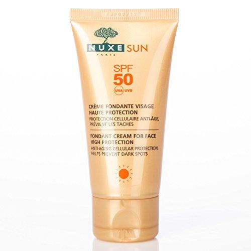 Nuxe Sun Crème Fondante Visage Reise-Sonnencreme LSF 50 50ml