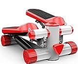 FGSJEJ Laufband Gewichtsverlust Maschine Treppe Stepper Übung Stepper Maschine Fitness Mini Stepper...