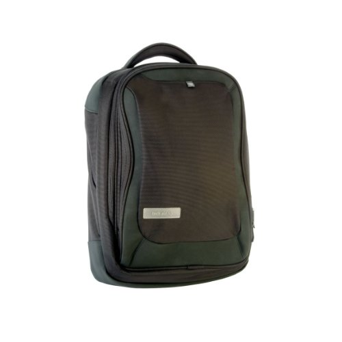 Tech Air Laptop Backpack Casual Daypack, 44 cm, Black