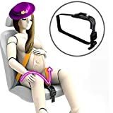 YFWOOD Maternity Car Belt Adjuster-Comfort & Safety for Pregnant Moms Belly,Protect Unborn Baby, Perfect Gift for Pregnant Moms