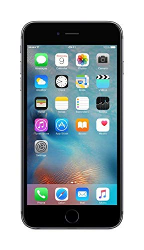 Apple iPhone 6s Plus 32GB - Gris Espacial - Desbloqueado (Reacondicionado)