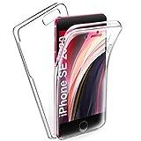 AROYI Coque Compatible avec iPhone 7 iPhone 8 iPhone Se 2020 Silicone Transparent,360...