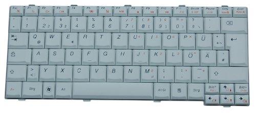 Tastatur Lenovo IdeaPad S12 Serie DE NEU WEISS