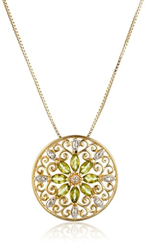 Top 10 birthstone necklace diamond for 2021