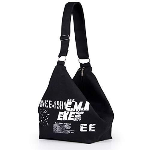 Big Sale 15% Off Canvas Tasche Damen Canvas Umhängetasche Winter Leinwand Schultasche Big Bag Große Tasche Reisetasche Sporttasche Gym Bag Freizeittasche Shopper Einkaufstasche