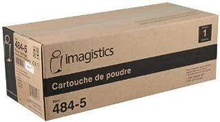 Imagistics 484-5 OEM Toner - ix2700 2701 fx2100 sX2100-mx2100 Toner 6500 Yield OEM