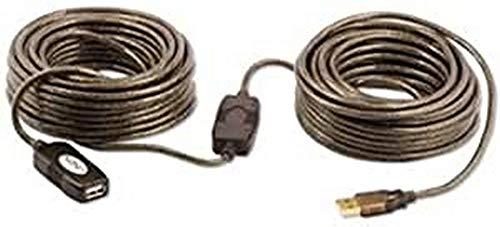 Lindy - Cavo prolunga attiva USB 2.0, 20 metri