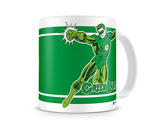 Officiellement Sous Licence Green Lantern Tasse à Café, Mug