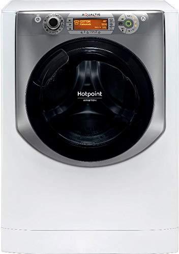 Hotpoint AQ97D 49D IT, Lavatrice a Carica Frontale, 9 kg, A+++-40%, 1400 Giri/Min