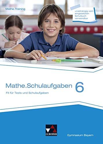 mathe.delta – Bayern / mathe.delta BY Schulaufgaben 6: Mathematik für das Gymnasium / Fit für Tests und Schulaufgaben (mathe.delta – Bayern: Mathematik für das Gymnasium)