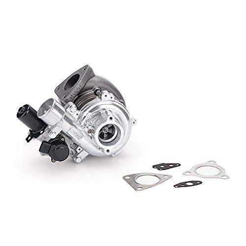 maXpeedingrods CT16V Turbo Voiture pour Toyota hi-lux 3.0L,Turbo Compresseur pour Toyota Landcruiser D-4D 2002-2010,Turbocompresseurs electrique pour auto Refroidissement à l'Eau
