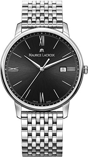 Maurice Lacroix Eliros EL1118-SS002-310-2 Reloj de Pulsera para Hombres