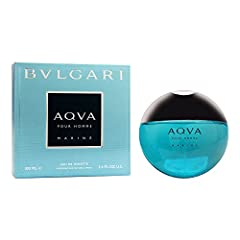 Launched by the design house of Bvlgari Increase attraction This is aromatic aquatic fragrance A blend of oceanica seaweed, neroli, grapefruit, rosemary, and white cedar It is long lasting fragrance It is recommended for casual wear Packaging for thi...