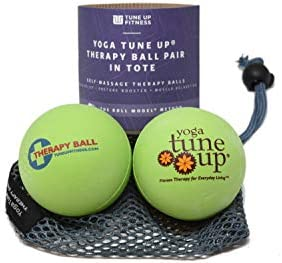 Yoga Tune Up Jill Miller's Therapy Balls, Deep Purple