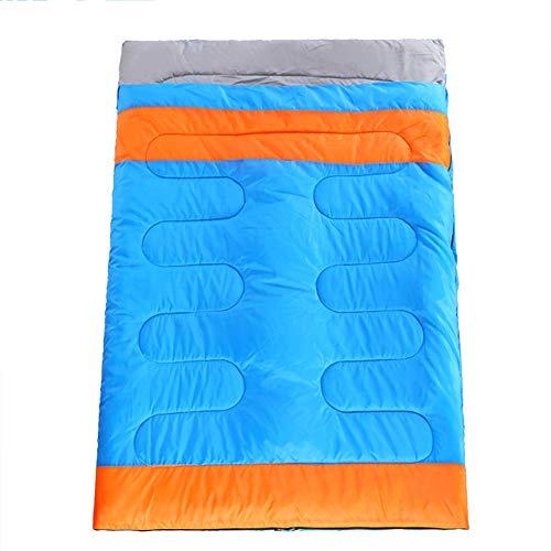 ZHHWYP Saco De Dormir Doble -5~-20 °C Resistente