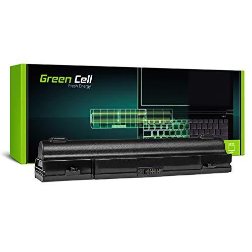 Green Cell® Extended Serie AA-PB9NC6B AA-PB9NS6B Batería para Samsung R519 R522 R525 R530 R540 R580 R620 R719 R780 Ordenador (9 Celdas 6600mAh 11.1V Negro)