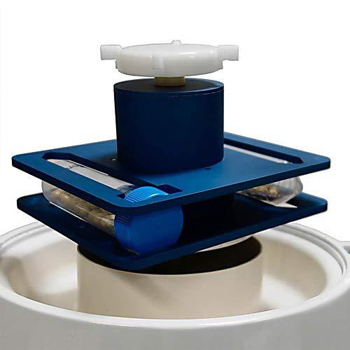 MP Biomedicals 116002547 BigPrep Sale SALE% online shop OFF All-Metal 50 Holder Sample 2 x
