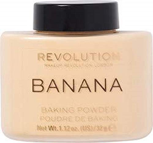 MAKEUP REVOLUTION Luxury Banana Powder, 42 g