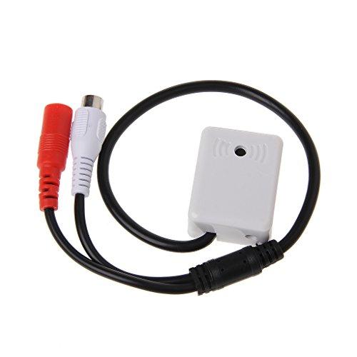 PENG Dispositivo de monitoreo de Sonido Microphone Audio Pickup para Sistema de...