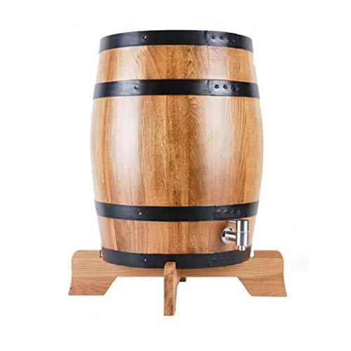 Wijn maken Whiskey Vaten Honing Dispenser Keuken Wijnvat Rum Opslag Emmer Met Kraan Voor 35L