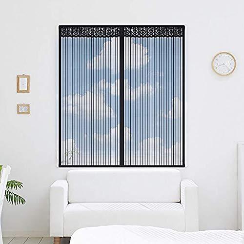 BCBIG Magnetisch venster scherm, anti-muggen Glasvezel Bug Insect Vlieg Venster Netwerk Gordijn voor Huis, Glasvezel Anti Muggenbeker Insect Vliegenraam Gordijn Roll, Met Magic Tape,