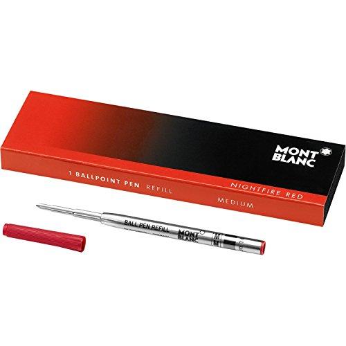 Montblanc Kugelschreibermine Nightfire Red (M)