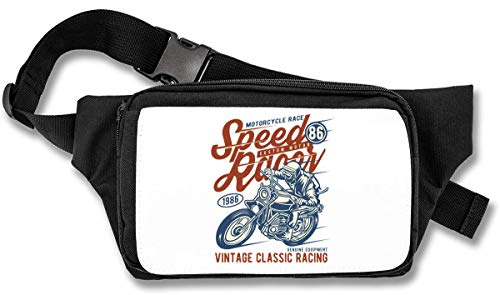 Motorcycle Race Speed Racer Custom Motor Vintage Classic Racing Heuptas