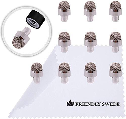 The Friendly Swede Lapices Tactiles con Punta Sustituible de Microfibra (3 pcs) (Puntas Sustituible)