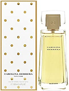 CAROLINA HERRERA by Carolina Herrera 3.4 Ounce / 100 ml EDT Women Perfume Spray