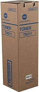 Konica Minolta Bizhub 200/222/250/282 Toner Type Tn211 Top Grade Components Highest Quality New