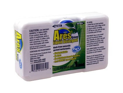Ares HE Green Liquid Super-cheap Detergent fl.oz. Vend Shipping included - Coin 3.2