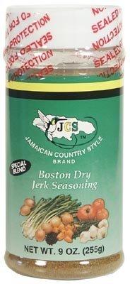 Boston Dry Jerk Seasoning, 9oz