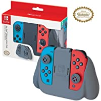 RDS Industries Nintendo Switch Joy-Con Action Grip and Thumb Grips