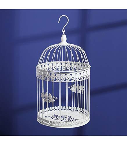Astuceo Cage à Oiseaux décorative