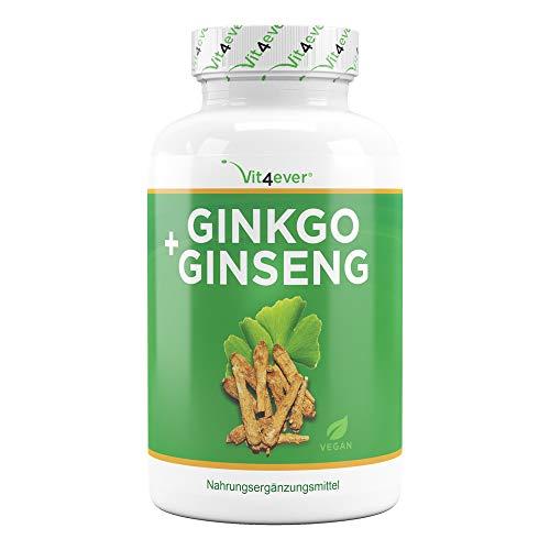 Ginkgo + Ginseng - 365...