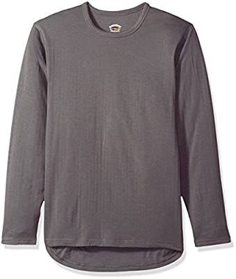 Duofold Men's Heavyweight Double-Layer Thermal Shirt, Thundering Gray, X Large