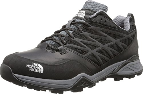 The North Face M Hedgehog Hike, Zapatillas de Senderismo Hombre, Negro (TNF Black/Zinc Grey), 40