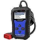 KONNWEI KW350 Full System OBD2 Diagnostic Scanner for VW Audi Skoda Seat Code Reader Automotive Check Engine Light EPB...