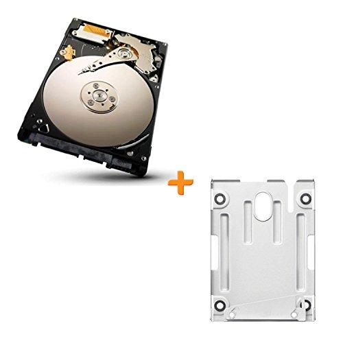 Sony PlayStation 3 PS3 Hard Drive Kit Inc Montagebeugel Caddy Cradle Super Slim met HDD - inclusief montagebeugel en harde schijf - Exclusief van Bipra Beperkt met 1 jaar garantie